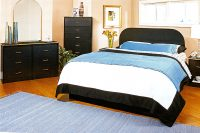 black bed 5pc 399