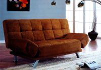 brown futon 199