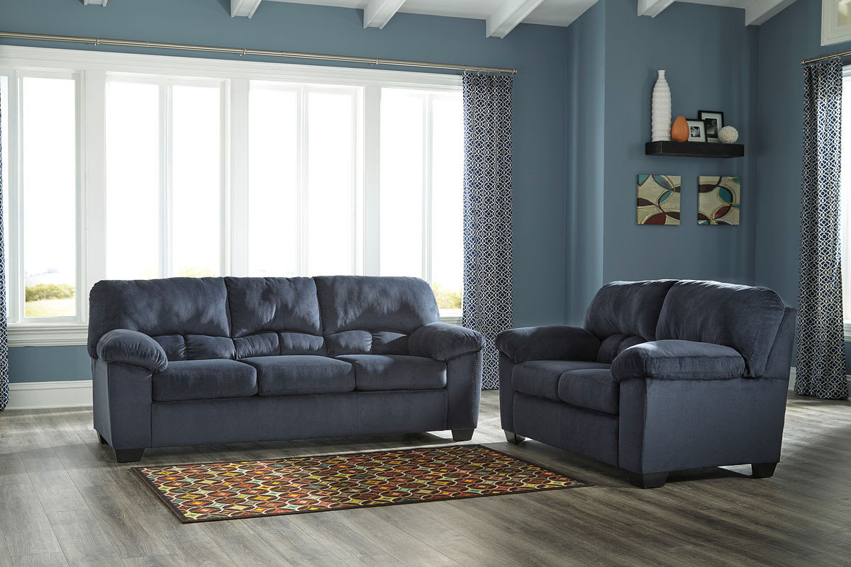 dailey 2pc blue
