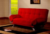 futon red 199