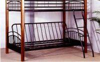 wood metal bunk 349